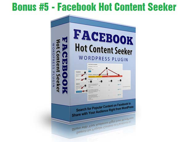 Facebook Hot Content Seeker