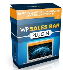 WP Sales Bar Plugin
