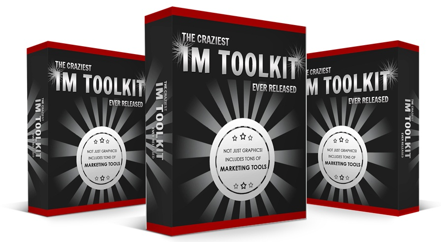 craziest marketing toolkit