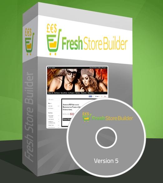 Fresh Store Builder V5 - Unlimited License