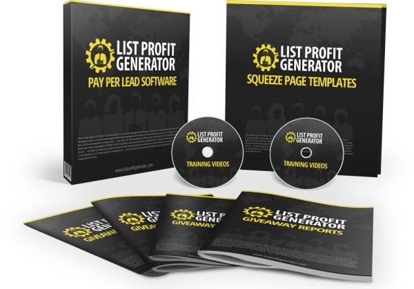 List Profit Generator