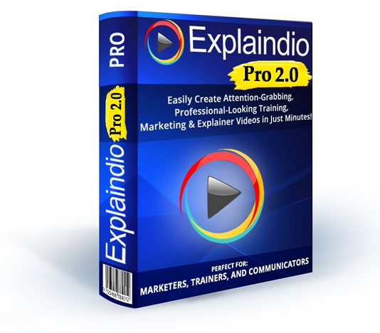 Explaindio Creator Software 2.0 Review