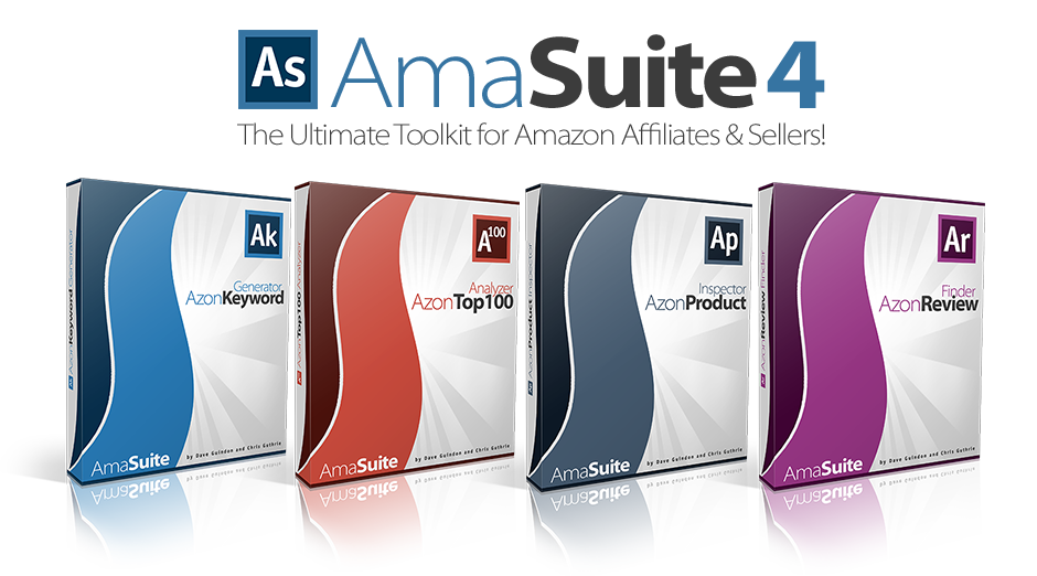 AmaSuite 4.0 - Toolkit Amazon Affiliates & Sellers