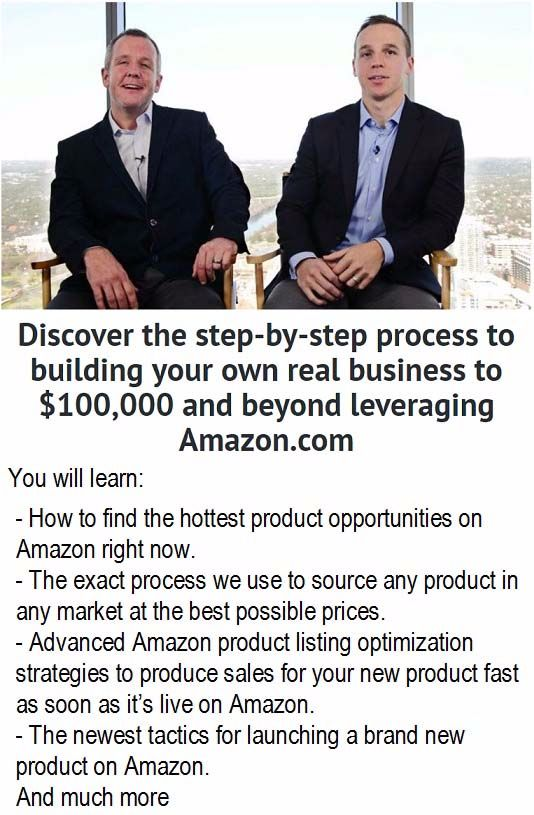 $0 to $100,000 on Amazon