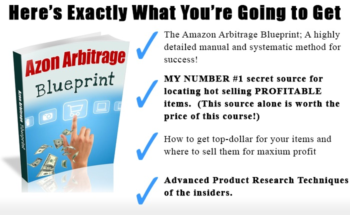 Azon Arbitrage Blueprint