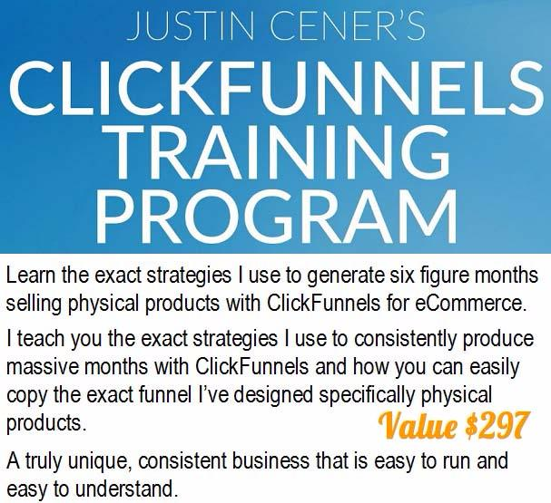 Click Funnels Training Program