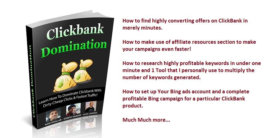 ClickBank Domination