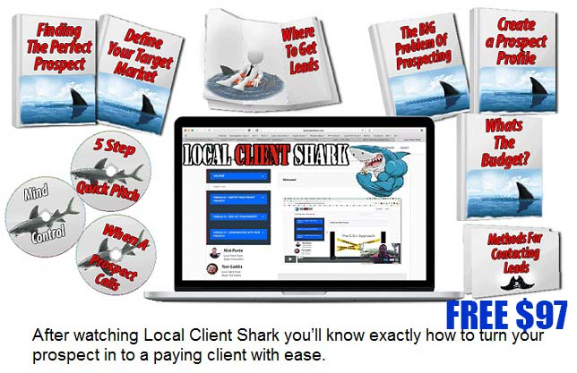 Local Client Shark