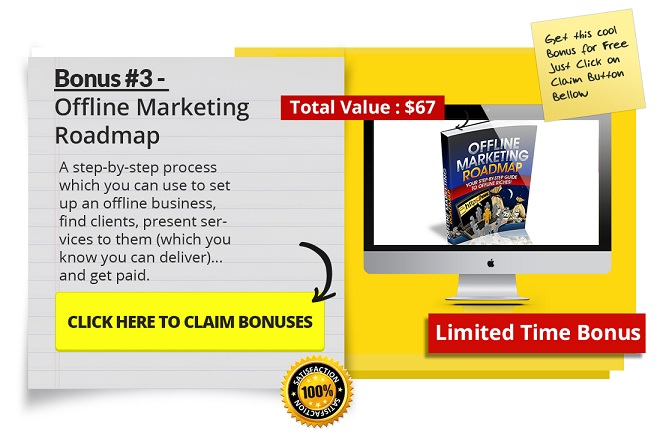 Offline Marketing Roadmap
