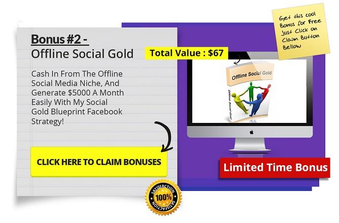 Offline Social Gold