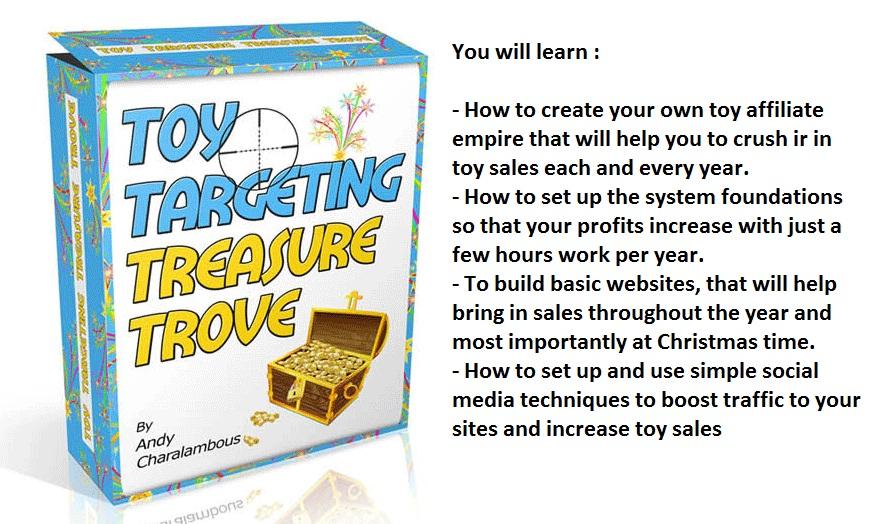 Toy Targeting Treasure Trove