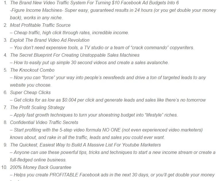 feature social video formula