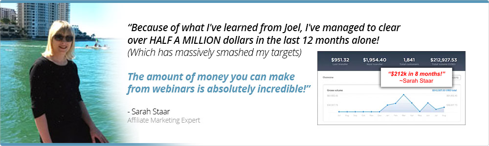 testimonial of webinar income system review