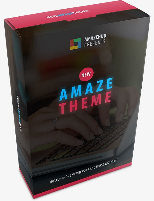 New AmazeTheme Review