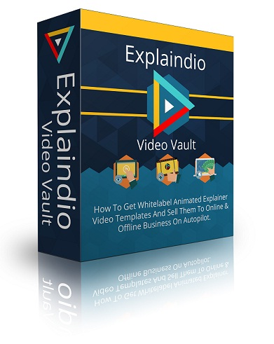 Explaindio Video Vault Review