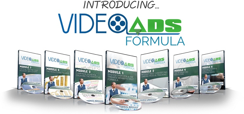 FB Video Ads Formula Review