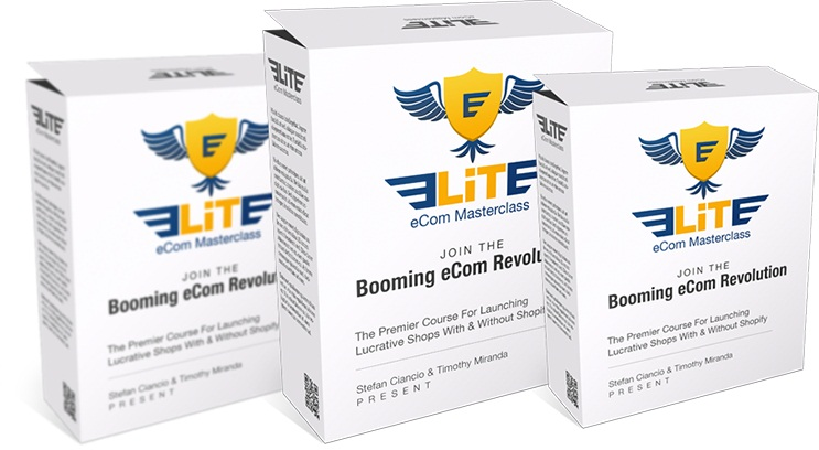 Elite eCom Masterclass Review