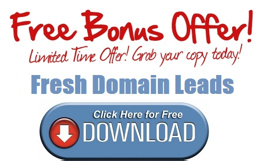 Fresh Domain Leads Bonus