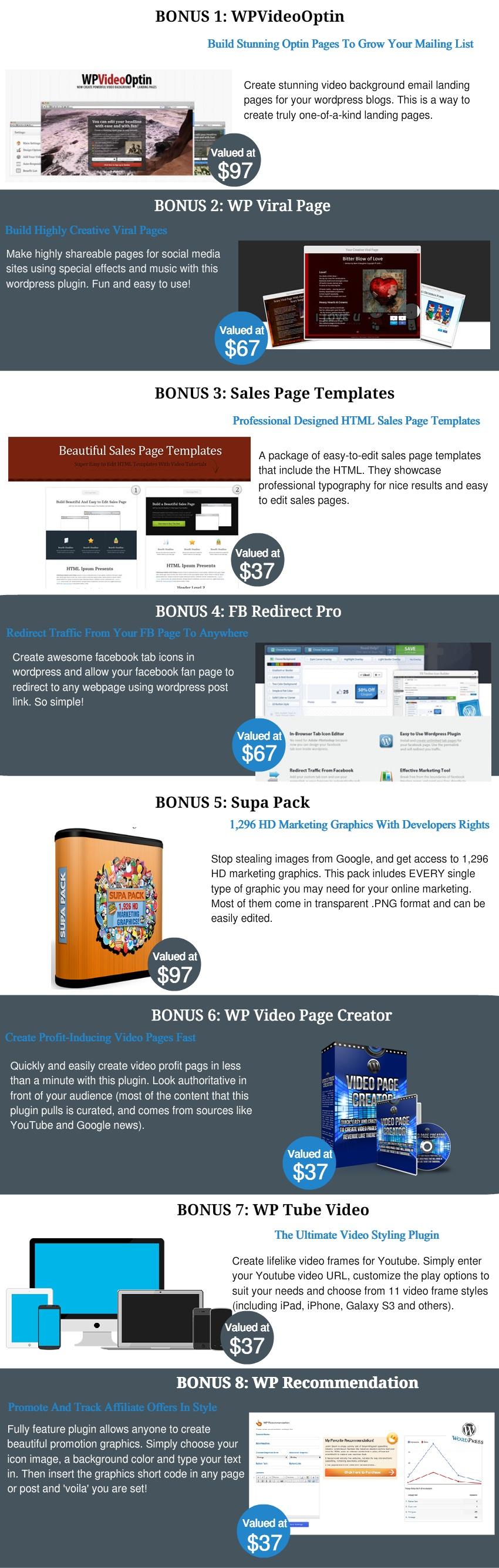 InfoBar 2.0 Bonus