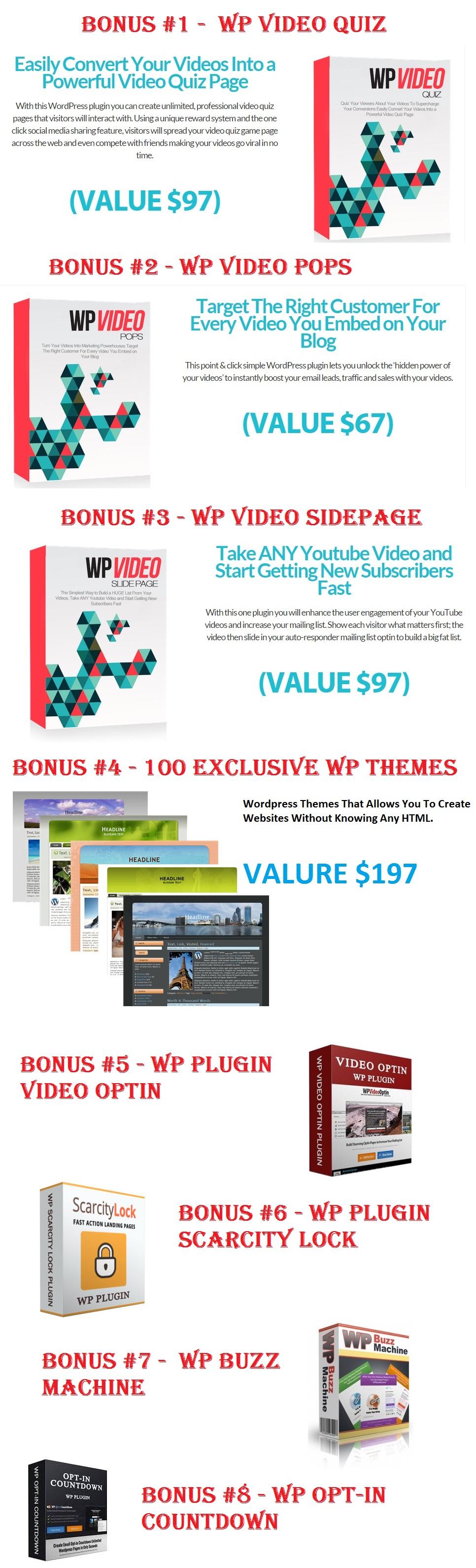 WP Blog Rocket Bonus