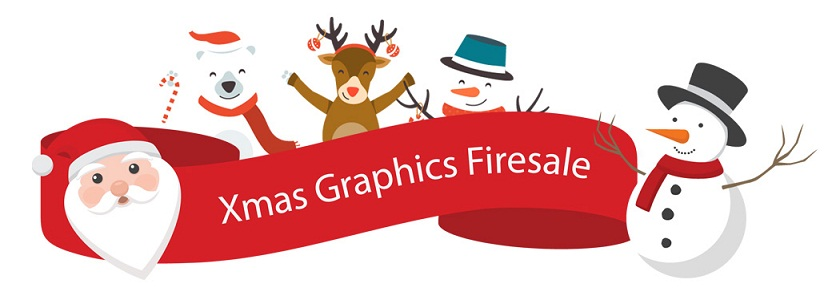 xmas graphics firesale review
