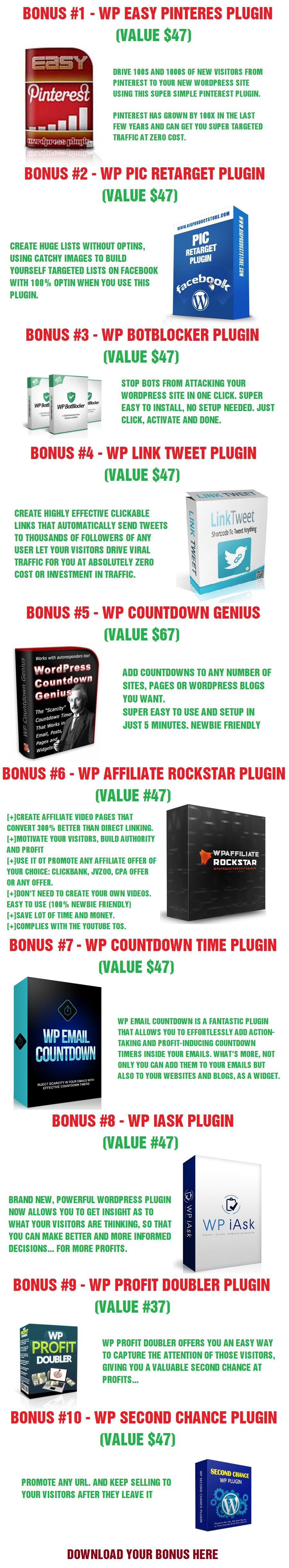 WP Freshstart V3 Bonus