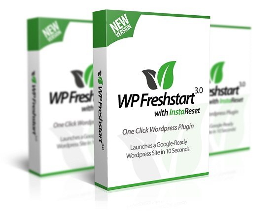 WP Freshstart V3 Review