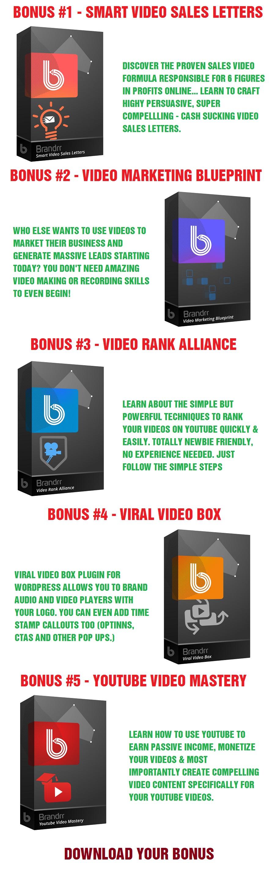 Brandrr Bonus