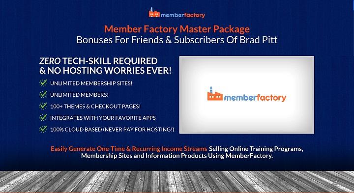Member Factory Review