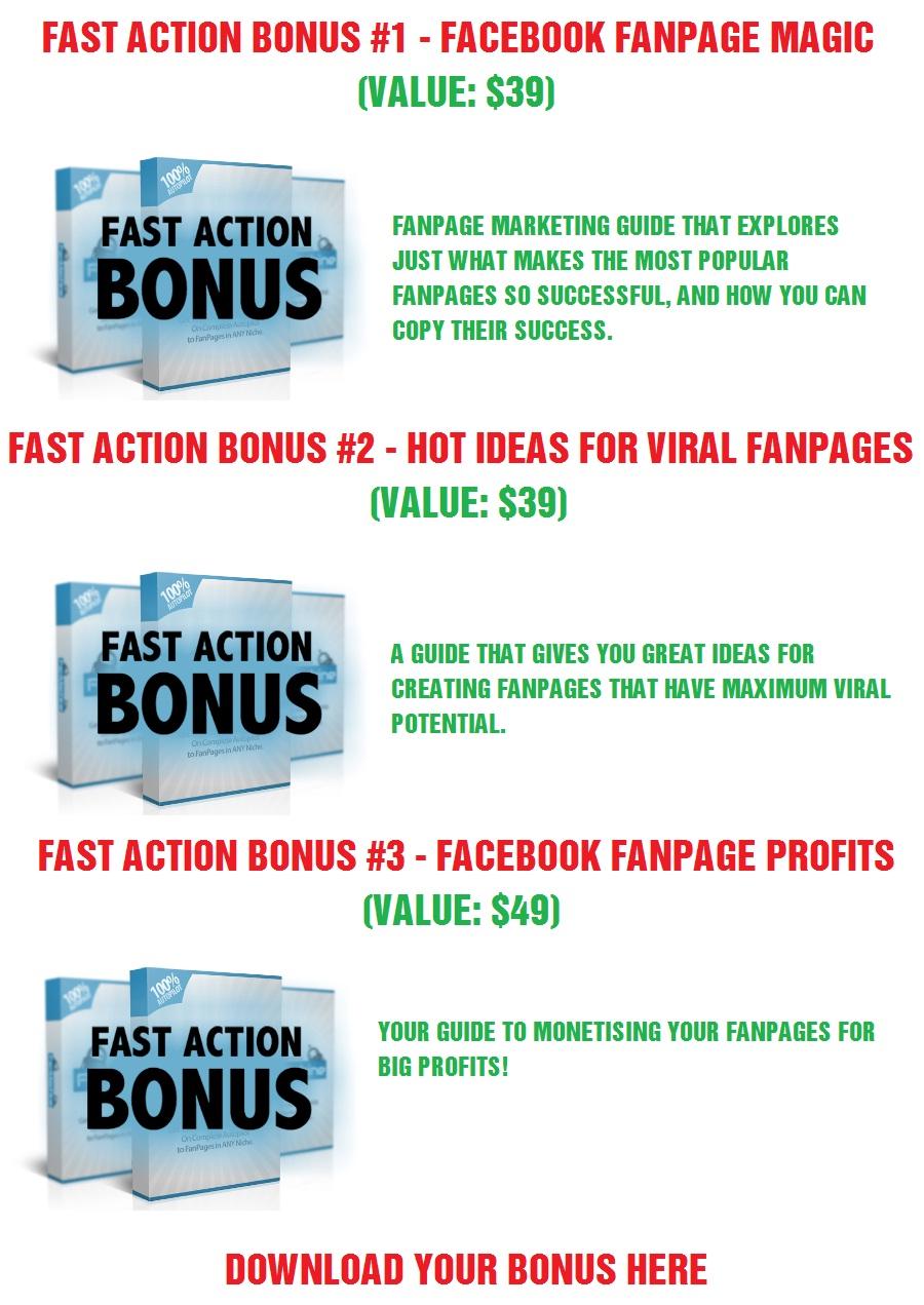 WP Fan Machine 2.0 Bonuses