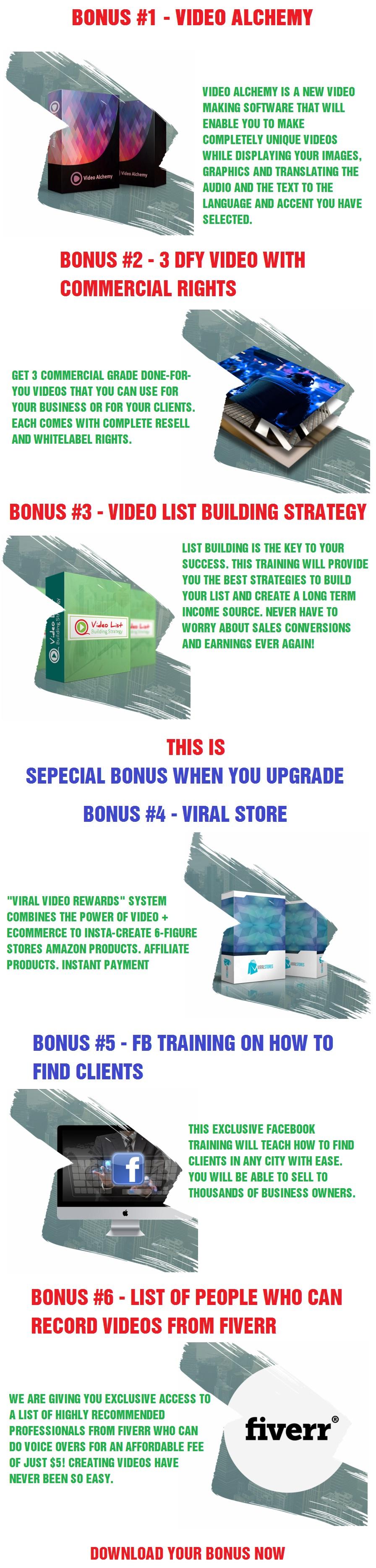 VidPush Bonus