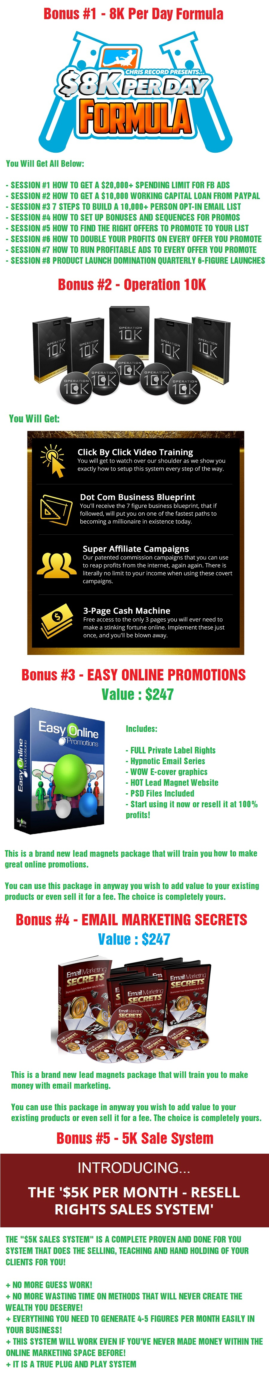 BNB Formula Bonus