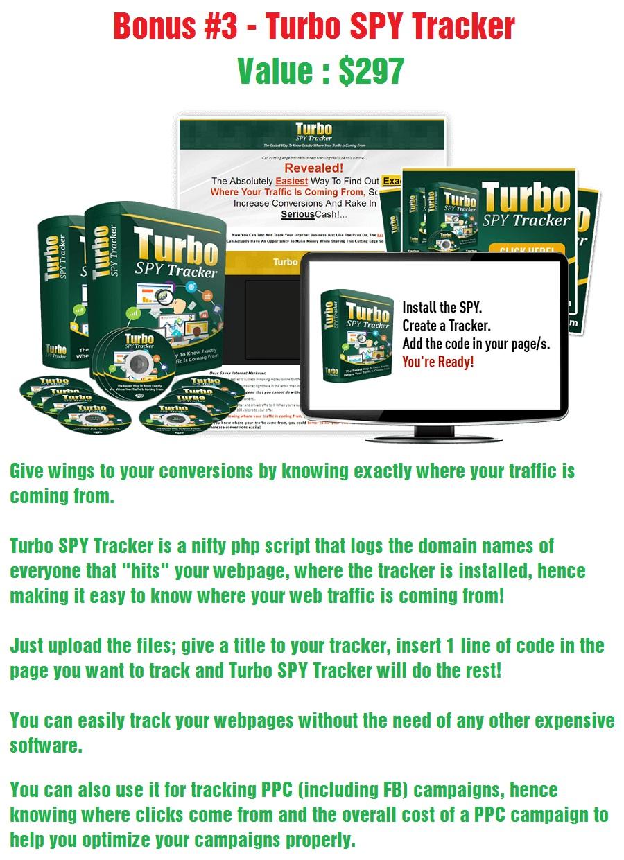 Turbo SPY Tracker