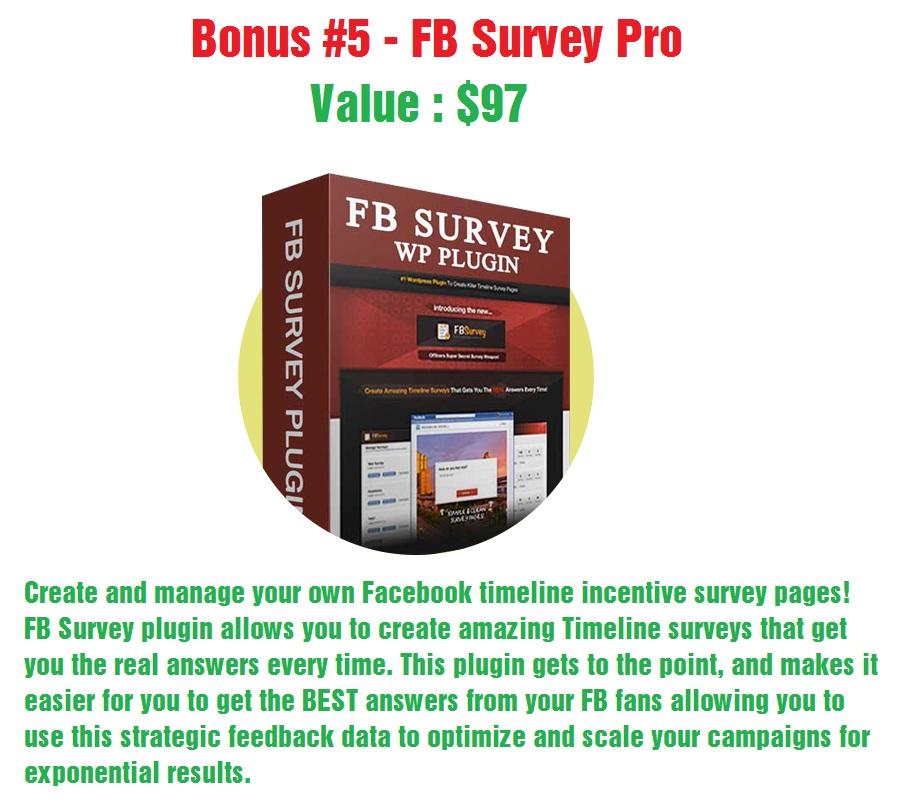 FB Survey Pro