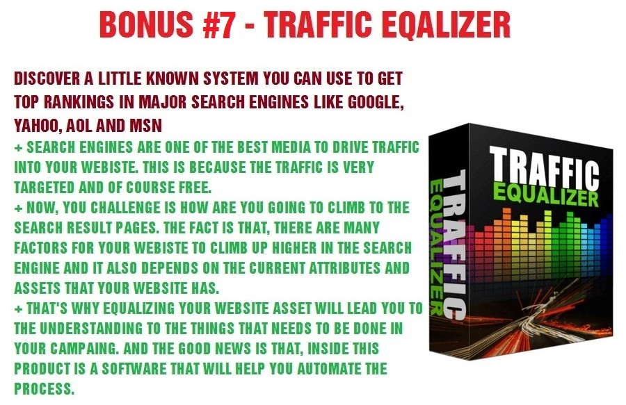Traffic EQALizer