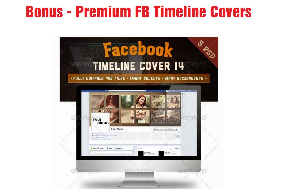 Premium FB Timeline Covers