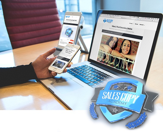 Sales Copy Academy Review
