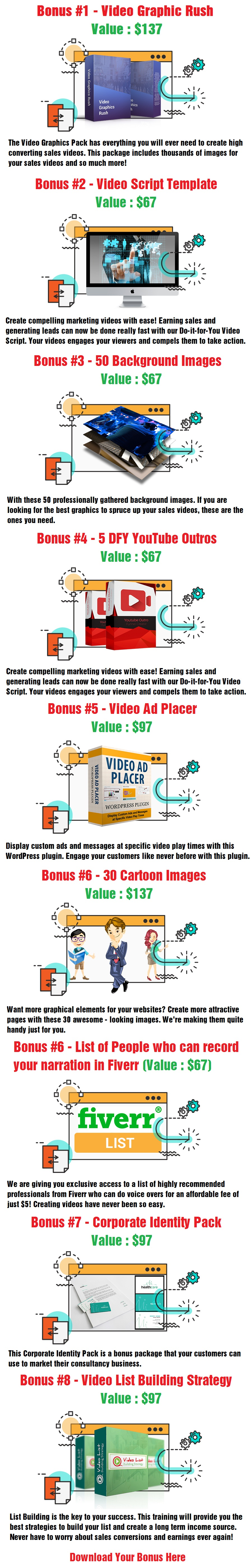 Video Rubix Bonus