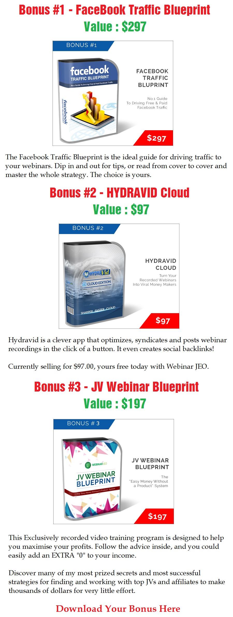 Webinar JEO Bonus