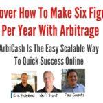 ArbiCash Review & Bonus & Discount