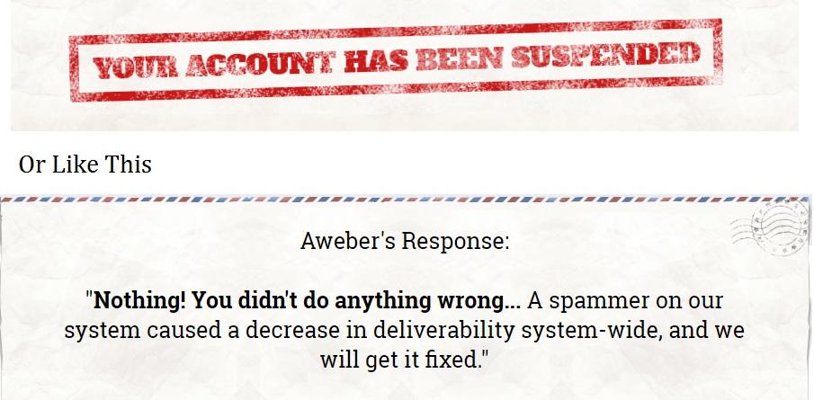 Email Service Error