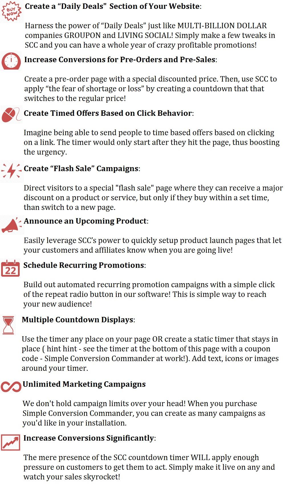Simple-Conversion-Commander-Features