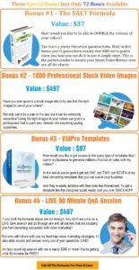 Smart Video Metrics Bonus