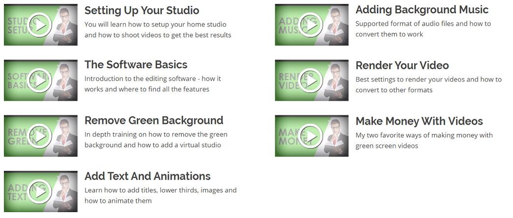 Green Screen Lab Training