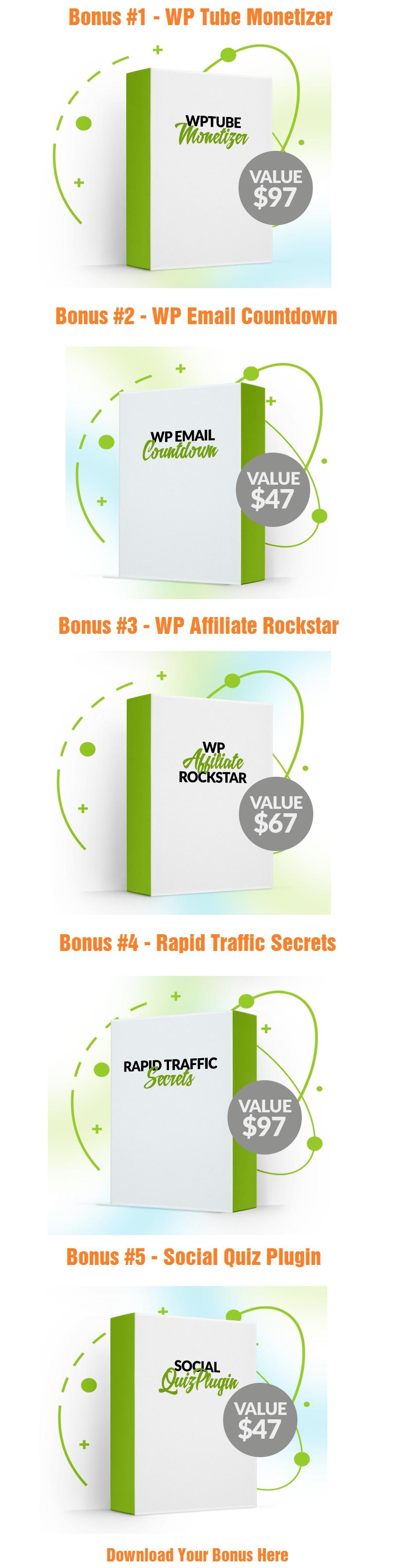 Stream Store Bonus