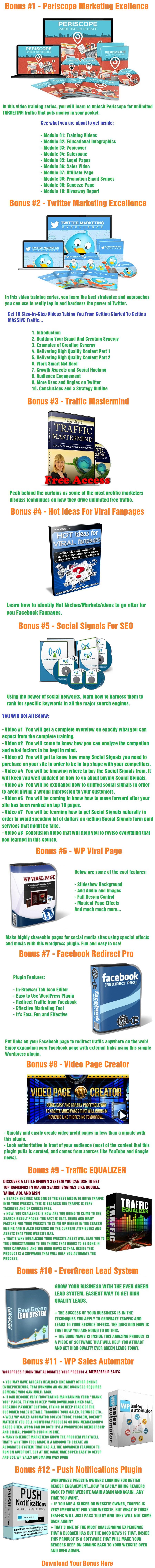 Viral Loop 2.0 Bonus