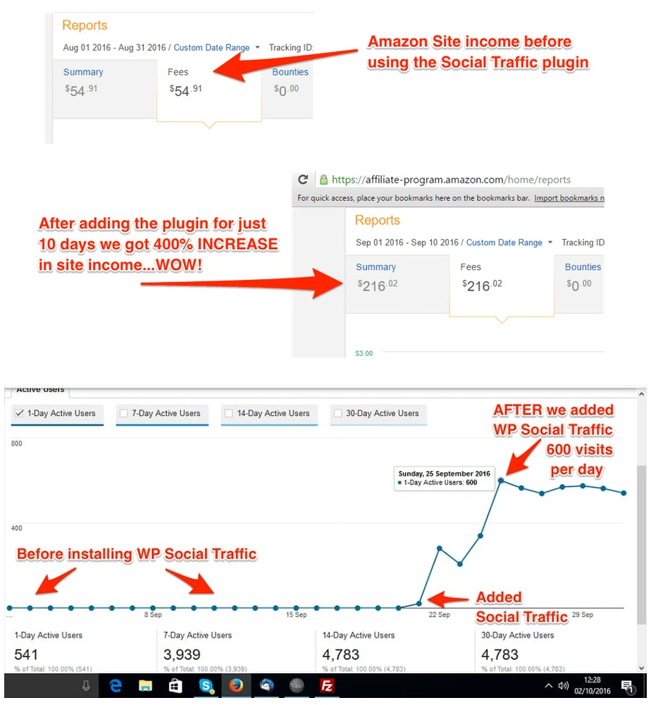 wp-social-traffic-proof