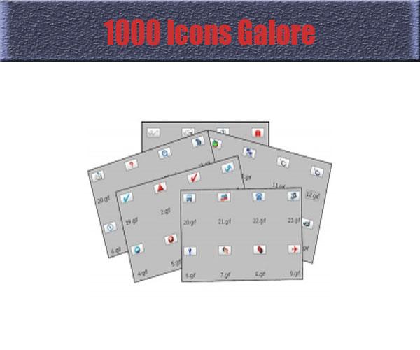 1000iconsgalore
