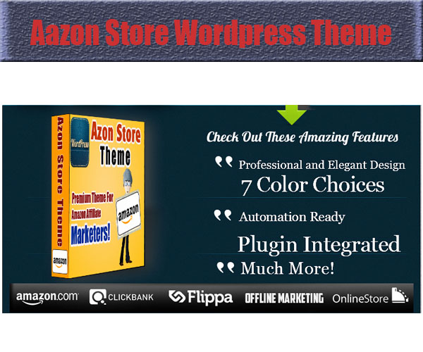 azon-store-wordpress-theme