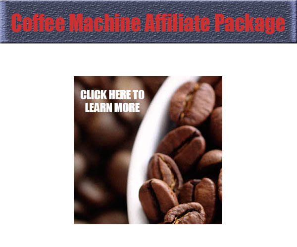 coffee-machine-affiliate-package